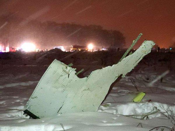 Венедиктов заподозрил Украину в уничтожении Ан-148