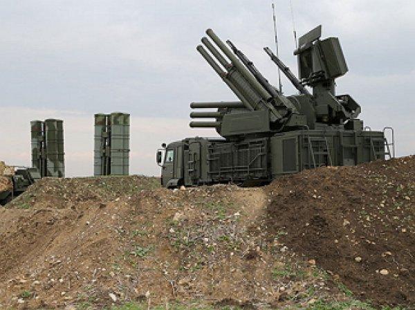 ПВО Сирии подбили несколько самолётов израильских ВВС
