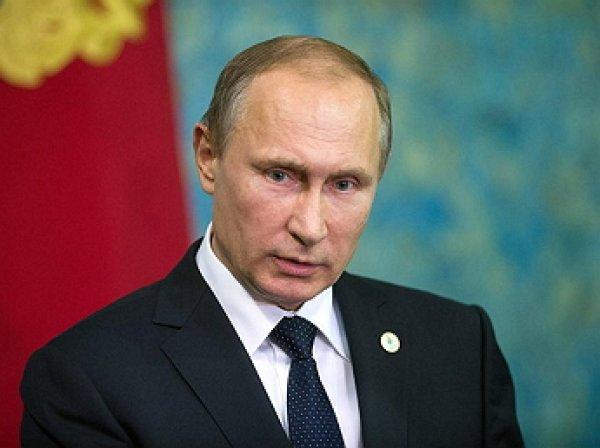 Путин: Патриотизм — в характере нашего народа
