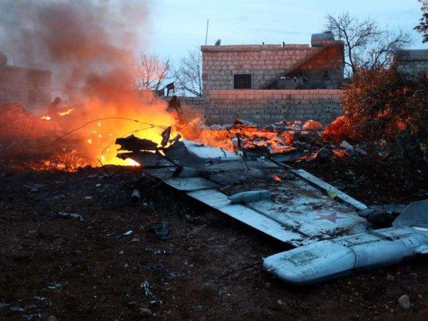 Стали известны детали боя между сбитым в Сирии пилотом Су-25 и террористами