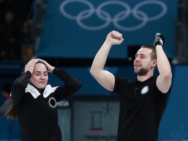 Россия на Олимпиаде 2018 завоевала третью медаль - на этот раз в керлинге