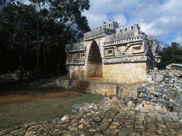 В Гватемале обнаружены десятки неизвестных городов Майя