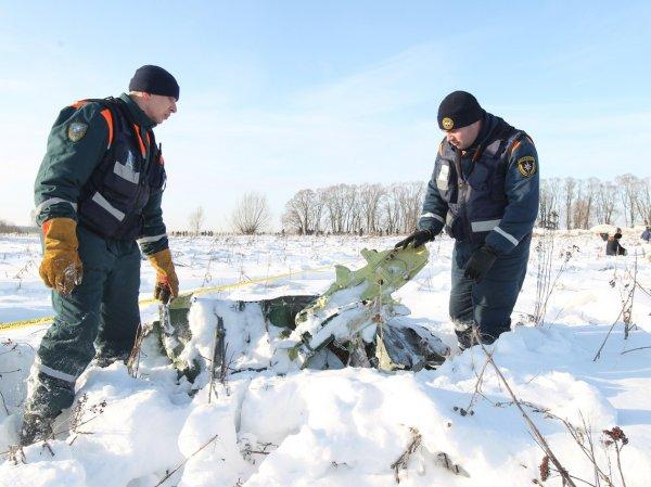 Опубликована запись последних переговоров пилотов разбившегося Ан-148