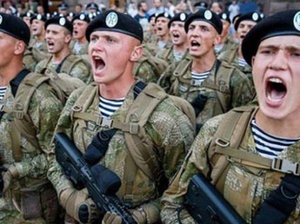 """Бойцы ВСУ недовольны предложением сменить воинское приветствие на """"Слава Украине"""""""