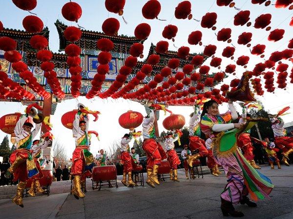 Китайский Новый год 2018: когда начинается и заканчивается?