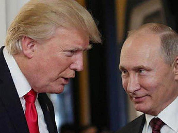 Трамп пригрозил Путину победой США в гонке вооружений