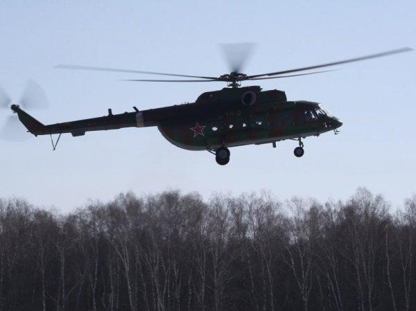 В Чечне разбился военный вертолет: погибли 6 человек