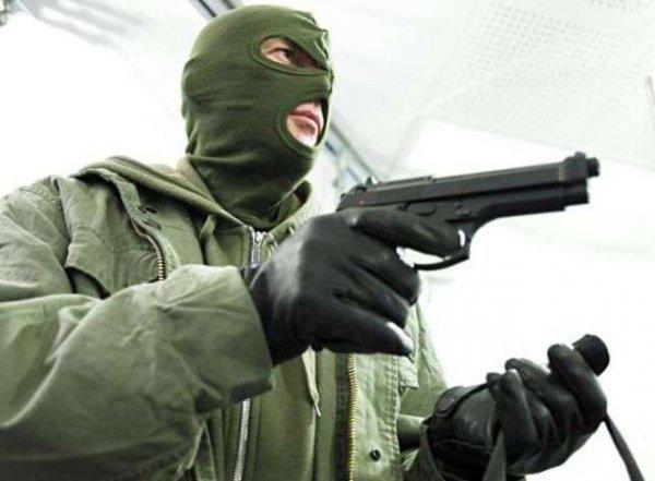 В Москве вооруженные преступники ограбили банк