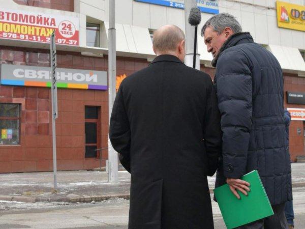 Опубликовано видео встречи Владимира Путина с инициативной группой в Кемерово
