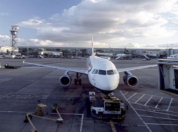 Полиция Британии устроила досмотр самолёта «Аэрофлота»