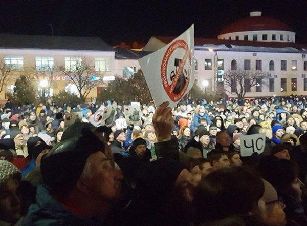 Волоколамск: респираторы и маски стали выдавать жителям города в МЧС (ВИДЕО)