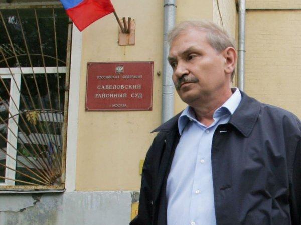 СМИ: подельник Березовского Николай Глушков был задушен в Лондоне собачьим поводком
