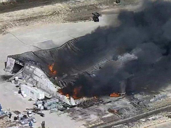 На химическом заводе в США произошёл взрыв: есть жертвы