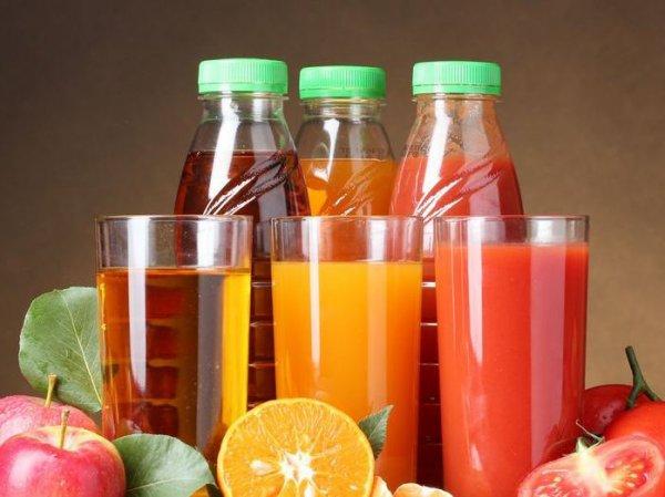 Ученые рассказали о смертельной опасности фруктовых соков