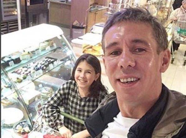 Актер Панин заявил, что навсегда покидает Россию вместе с дочкой