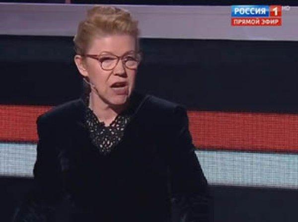 """""""Для него это удар в спину"""": Мизулина выразила соболезнование Путину из-за трагедии в Кемерове"""