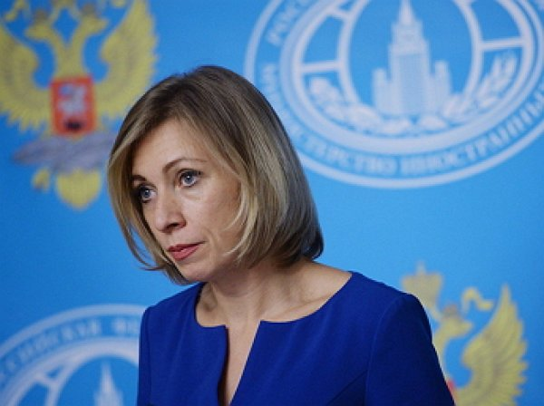 """Захарова ответила Макаревичу на высказывание о """"злобных дебилах"""""""