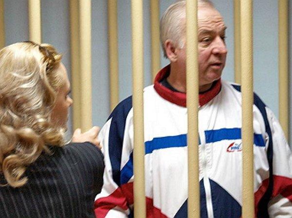 СМИ: Скрипаль в письме к Путину просил о помиловании
