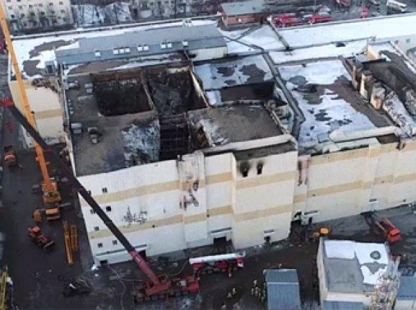 """Трагедия в Кемерово: следствию известно, кто совершил поджог в ТЦ """"Зимняя вишня"""""""