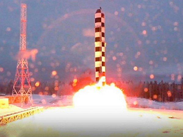 Россия завершила испытание ядерной энергоустановки для ракет