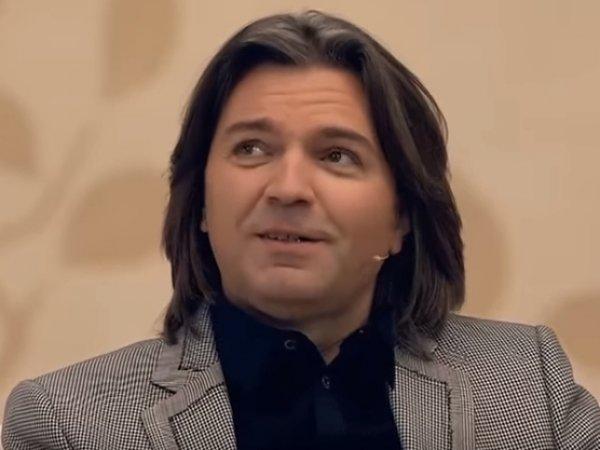 Дима Маликов рассказал об избиении жены и романе с Ветлицкой