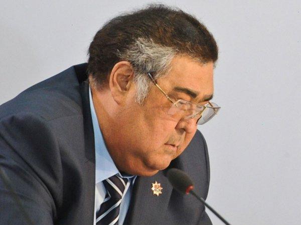 Венедиктов потребовал отставки Тулеева за то, что тот не приехал на место трагедии в Кемерово