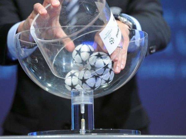 Жеребьевка 1/4 Лиги чемпионов 2018 пройдет в Ньоне