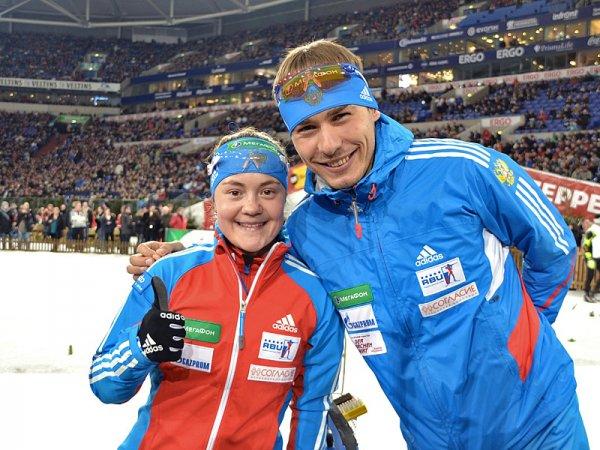 Юрлова и Шипулин выступят в супермиксте на этапе КМ в Контиолахти