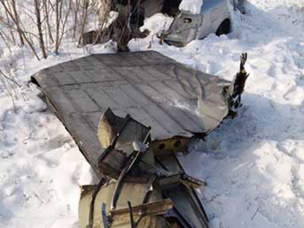 В Якутии из самолета высыпали 172 слитка золота