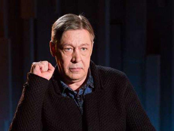 В Самаре пьяный Михаил Ефремов обматерил зрителей со сцены во время спектакля