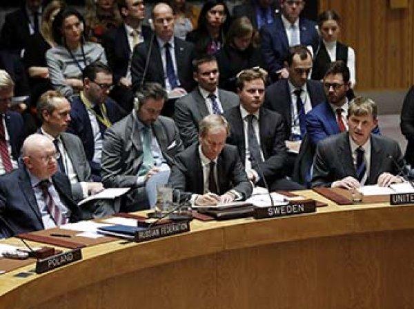 Британия, Франция  Германия и США объединились против России