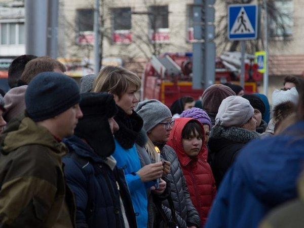 Сколько жертв в Кемерово: родственники, актер Козловский и кассиры назвали свои цифры