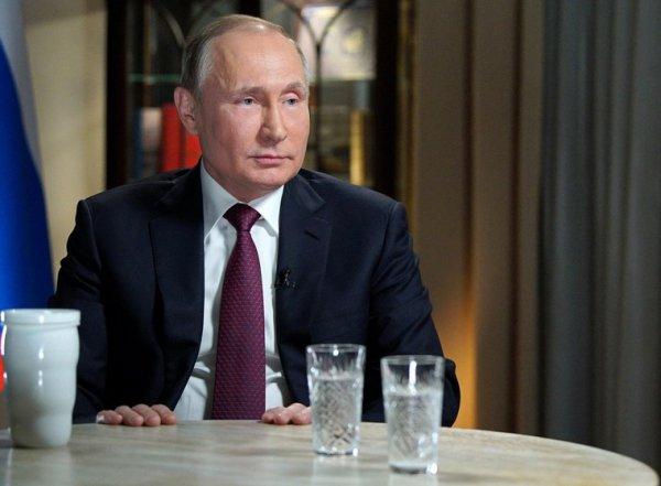 Путин рассказал, как чуть не сбили самолет во время открытия Олимпиады в Сочи