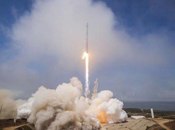 Ракета SpaceX пробила огромную дыру в ионосфере Земли