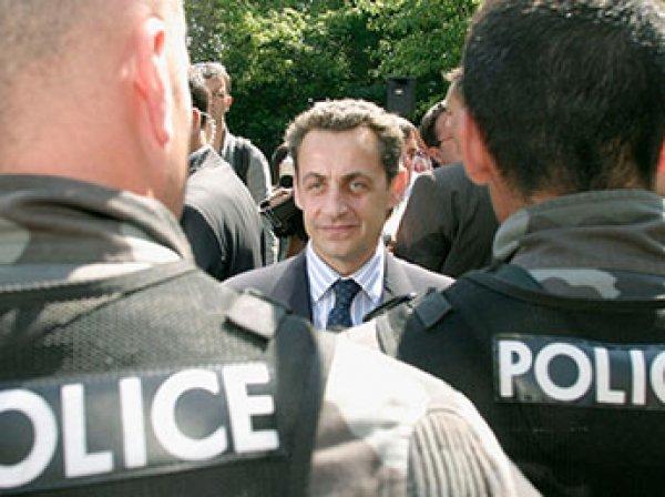 Во Франции за махинации взят под стражу экс-президент Николя Саркози