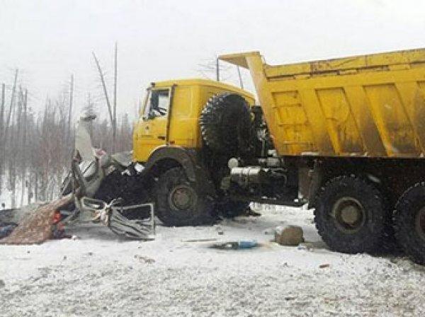 Четверо спасателей погибли в страшном ДТП в Югре