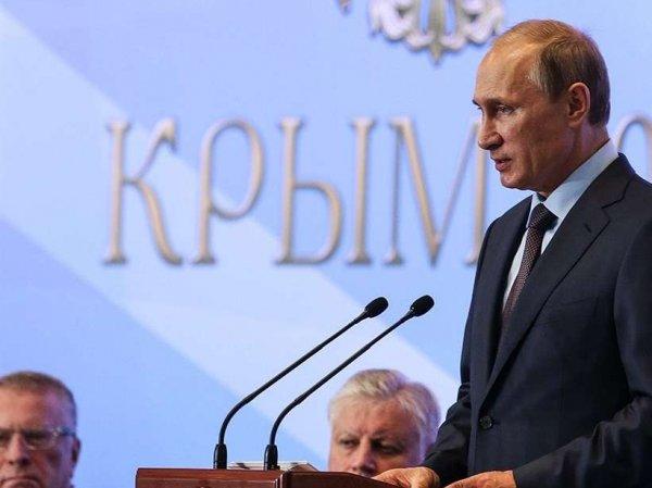 Госдеп прокомментировал визит Путина в Крым