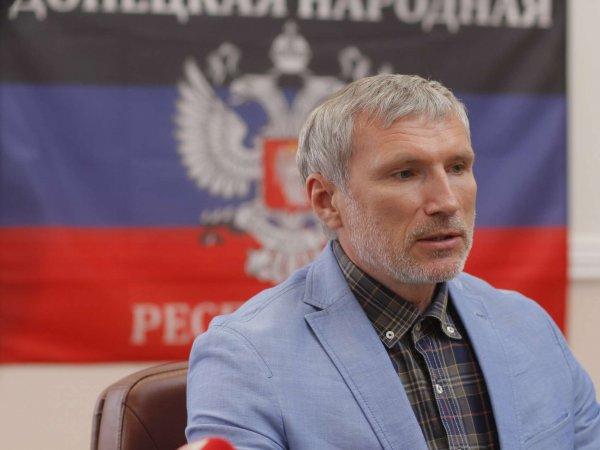 На YouTube попало видео обстрела кортежа российского депутата Госдумы в ДНР