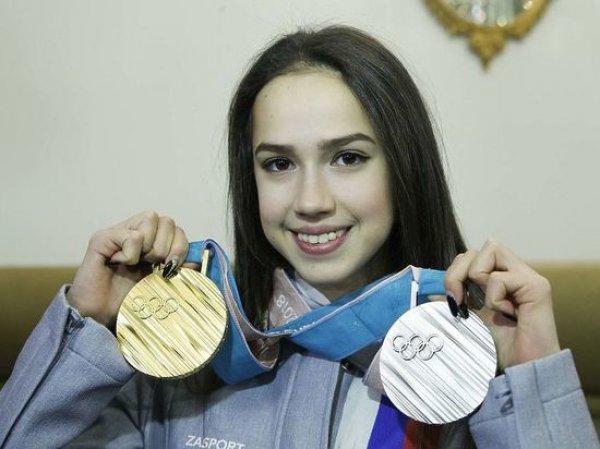 СМИ: Алина Загитова живет в ужасных условиях