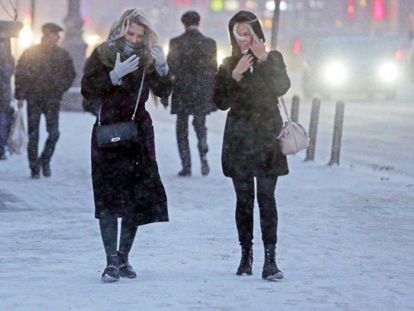 """Синоптики предупредили москвичей о """"феноменальном похолодании"""" в выходные"""