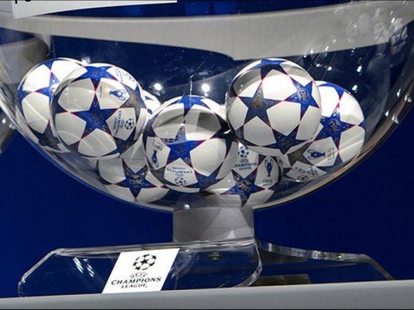Жеребьевка 1/4 Лиги чемпионов: результаты уже известны