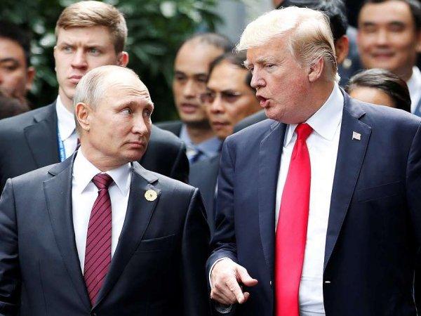 СМИ выяснили детали разговора Путина и Трампа о новейшем российском оружии