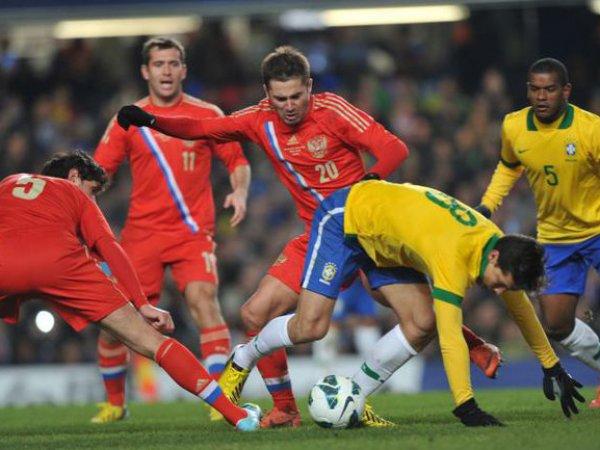 Россия - Бразилия 23 марта 2018: онлайн трансляция, где смотреть товарищеский матч, прогноз, билеты (ВИДЕО)