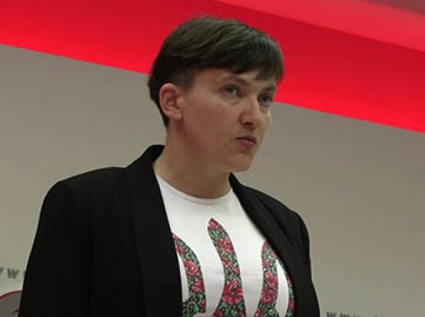 Савченко собралась баллотироваться кандидатом в президенты Украины
