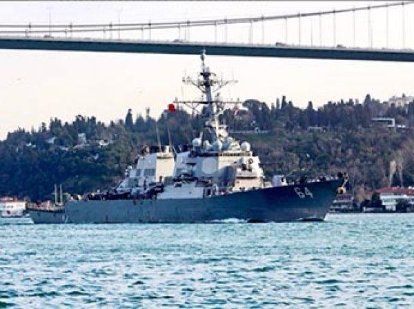 США испытали в Черном море новое оружие против России