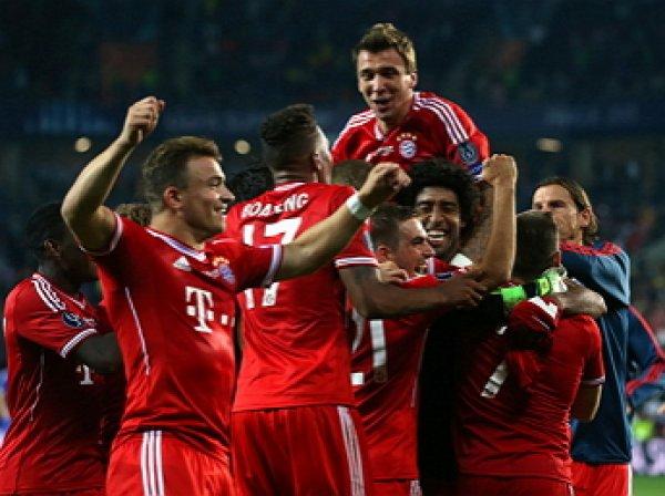 «Бавария» вышла в четвертьфинал ЛЧ, обыграв «Бешикташ»