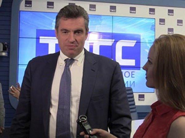 Комиссия Госдумы по этике не нашла нарушений в поведении депутата Слуцкого
