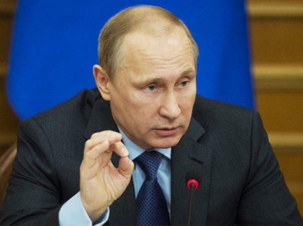 Путин дал совет по борьбе с ленью и признался, что смотрит новогоднее обращение президента