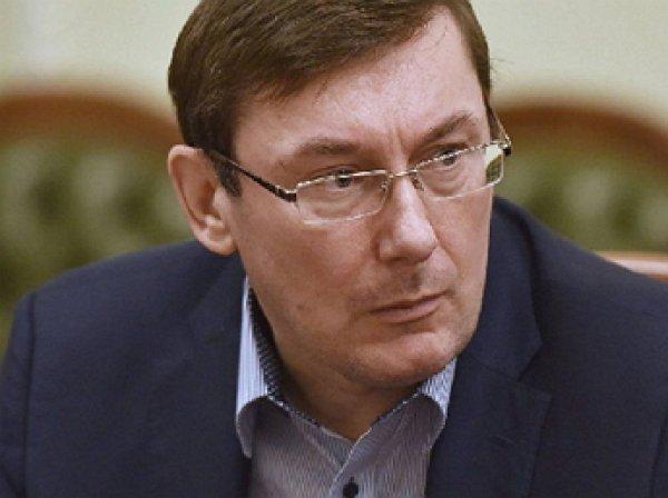 Генпрокурор Украины пригрозил гражданам голодомором в случае свержения власти