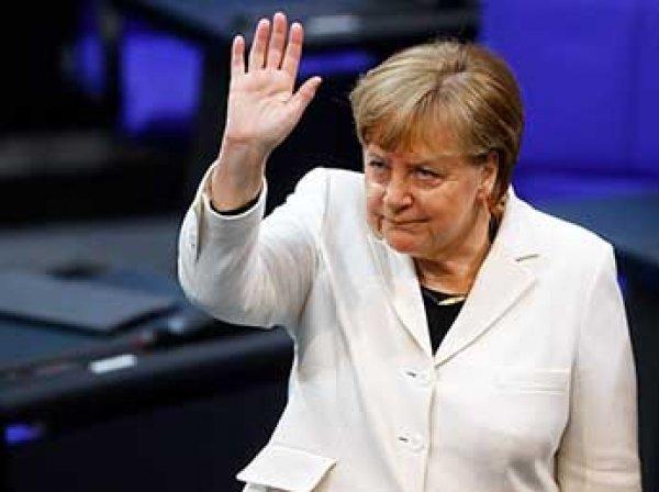 Меркель в четвертый раз избрали канцлером Германии